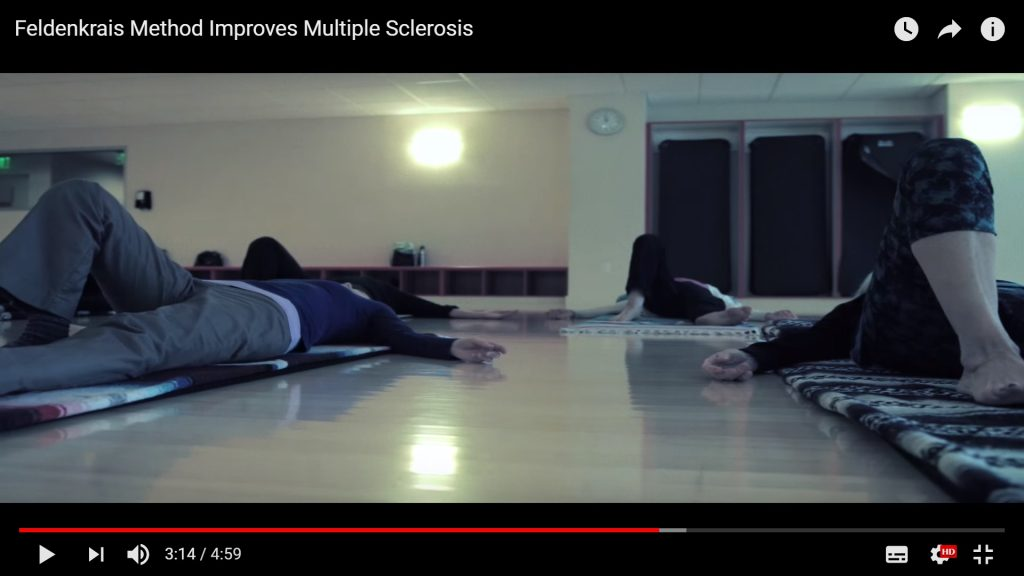 feldenkrais and multiple sclerosis video