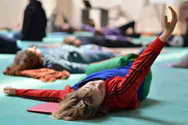 Feldenkrais workshops in Louisville